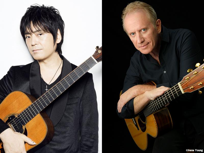 押尾コータロー featuring ウィリアム・アッカーマン