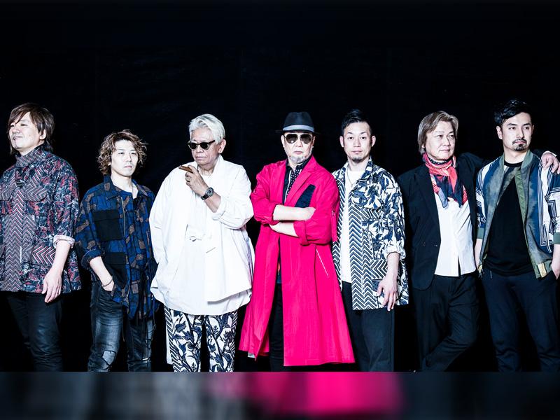 NOBU CAINE 『今ここにあるべき百戦錬磨~7人~』 アルバム発売記念LIVE