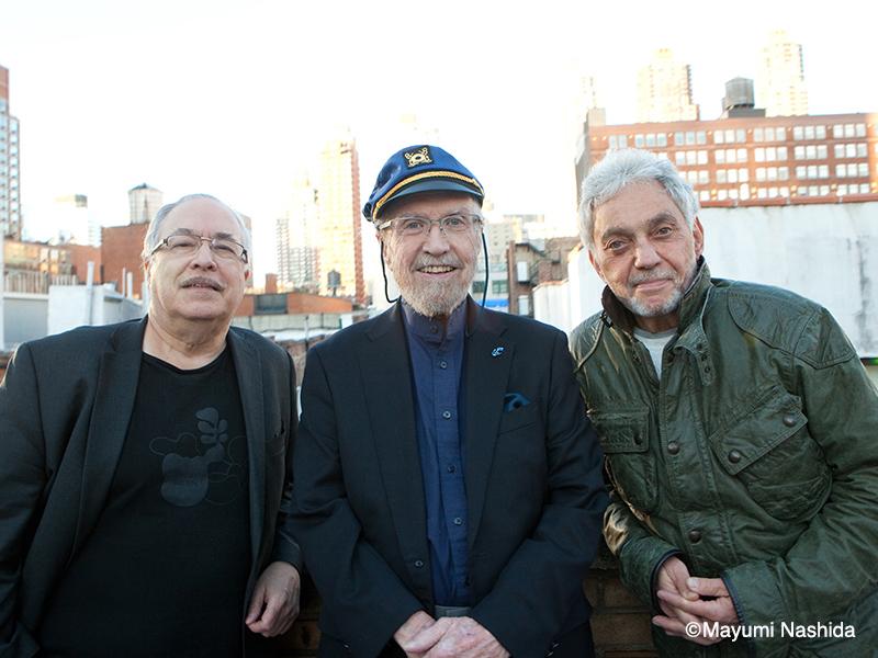 """David Matthews  Legendary Trio Japan Tour featuring """"Eddie Gomez"""", """"Steve Gadd""""Album """"Sir""""  release 記念"""