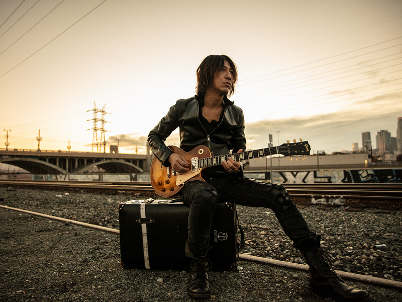 """GLAY TAKURO Solo Project 3rd Tour """"Journey without a map 2019"""""""