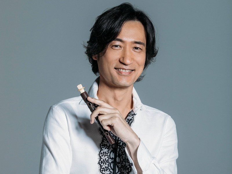 東儀秀樹 with special guest 溝口肇