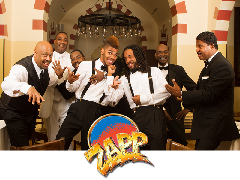 ザップ 										DISCO & FUNK PARTY featuring Zapp