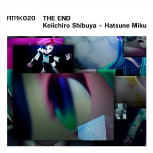 『ATAK 020 THE END』 [CD+DVD]